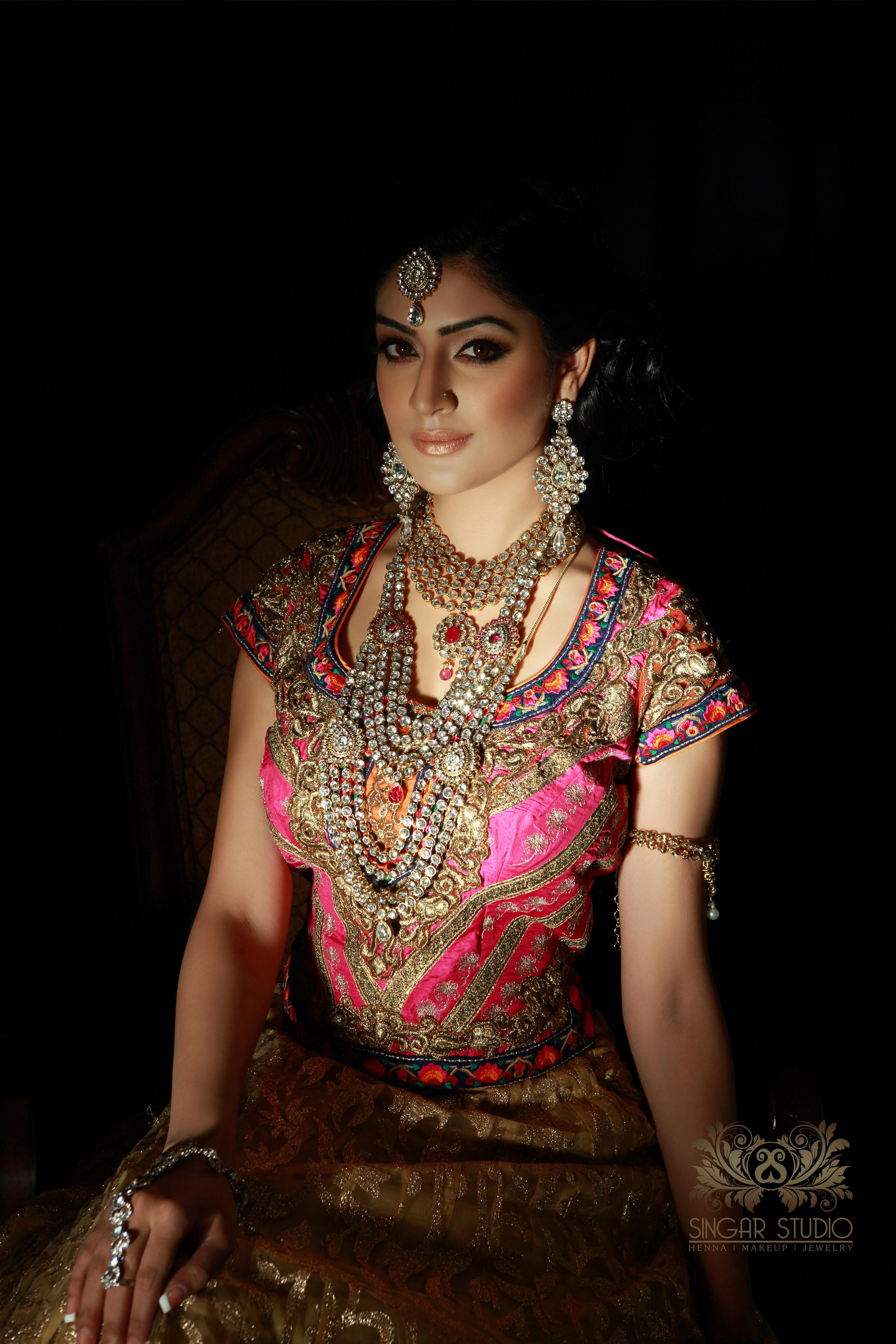 Bollywood Bridal Makeup Artist