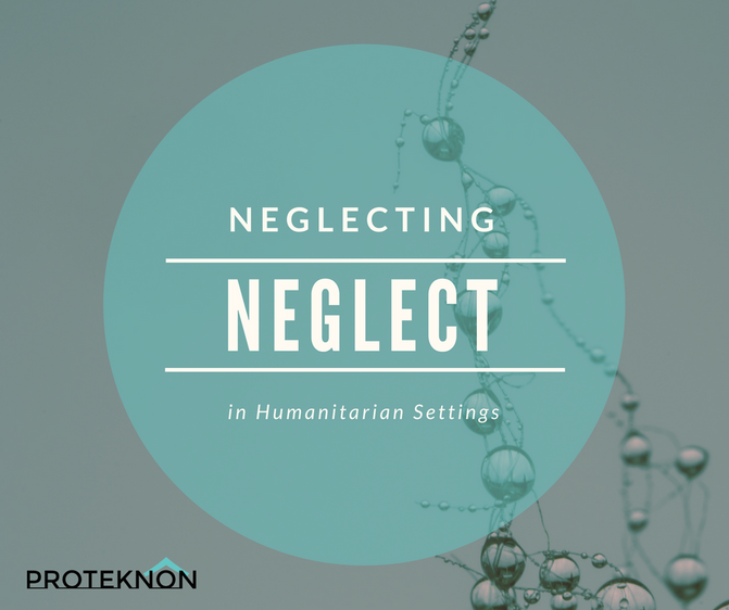NEGLECTING NEGLECT