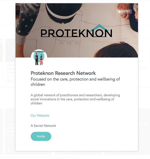 Proteknon Research Network