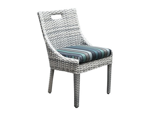 South Beach Outdoor Wicker Dining Chair