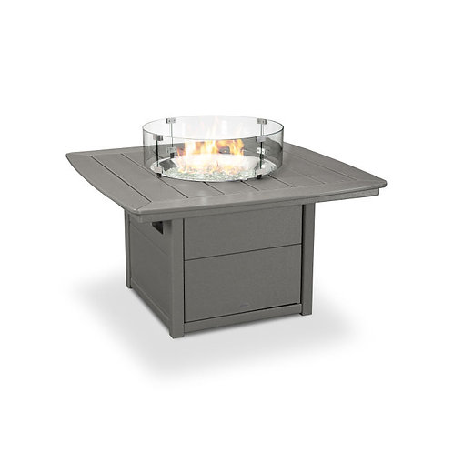 "Polywood Nautical 42"" Fire Pit Table"