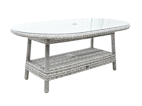 South Beach Outdoor Wicker Dining Table