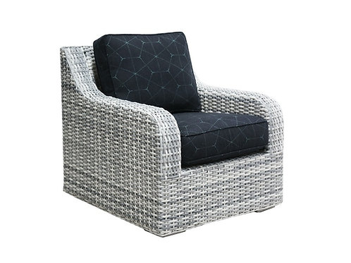 South Beach Outdoor Wicker Seating Chair
