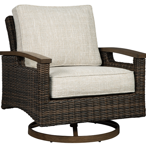 Paradise Outdoor Swivel Lounge Chair