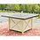 Thumbnail: Preston Bay Square Fire Pit Table