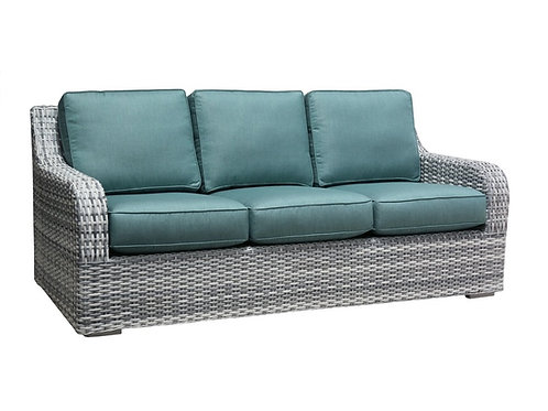 South Beach Outdoor Wicker Sofa / Couch