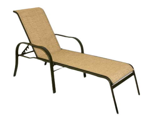 Siesta Chaise Lounge- Fully Customizable