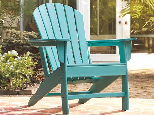 All Beach Outdoor Poly Adirondack Chair