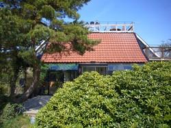 8-kantig villa med takterrass