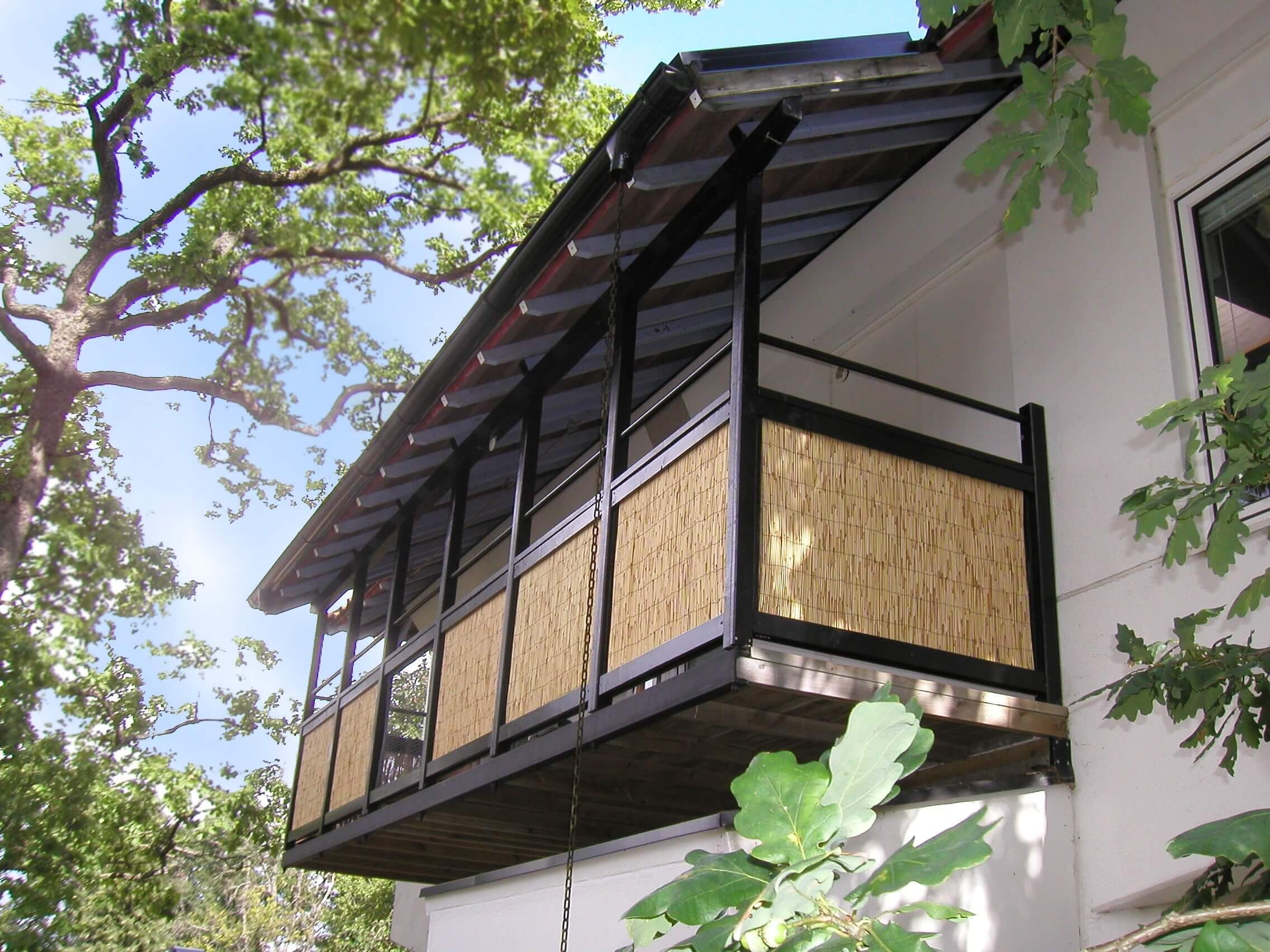 Unuka Stenhus balkong