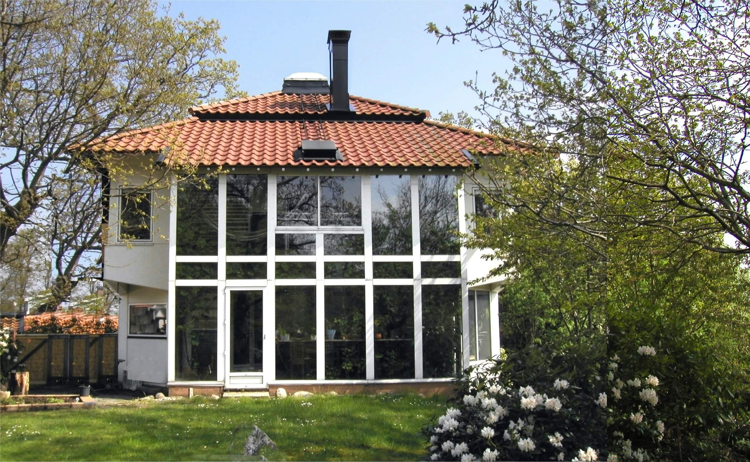Unika Stenhus Vinterträdgård