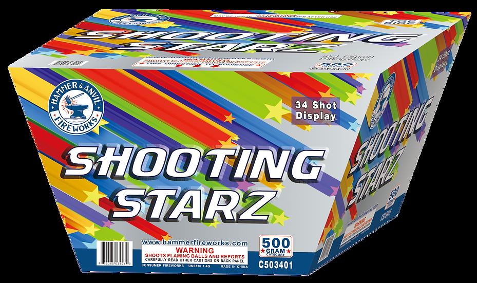 SHOOTING STARZ 34 SHOT