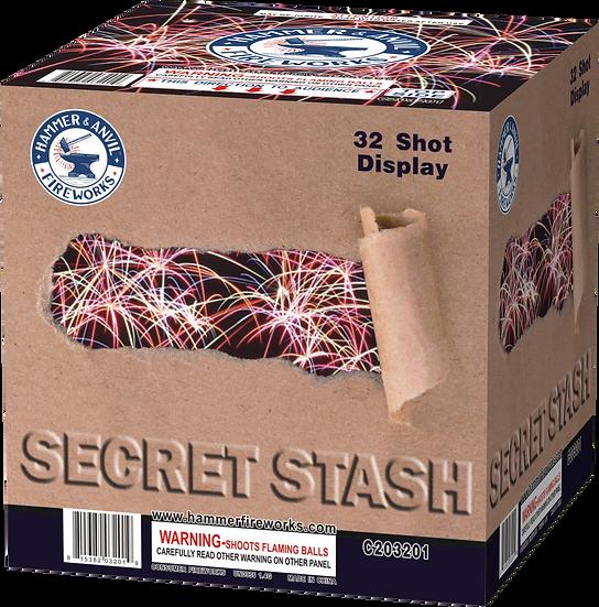 SECRET STASH 32 SHOT