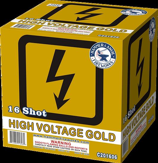 HIGH VOLTAGE GOLD 16 SHOT