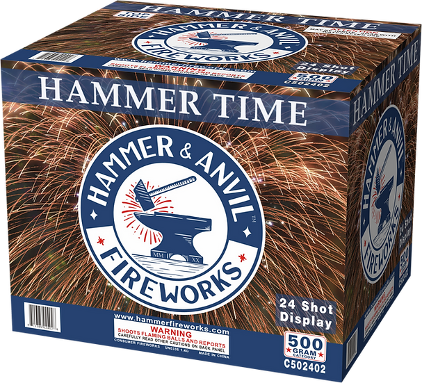 HAMMER TIME 24 SHOT