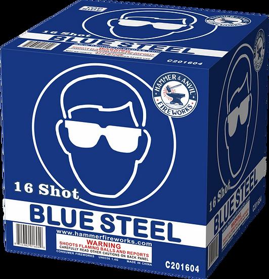 BLUE STEEL 16 SHOT