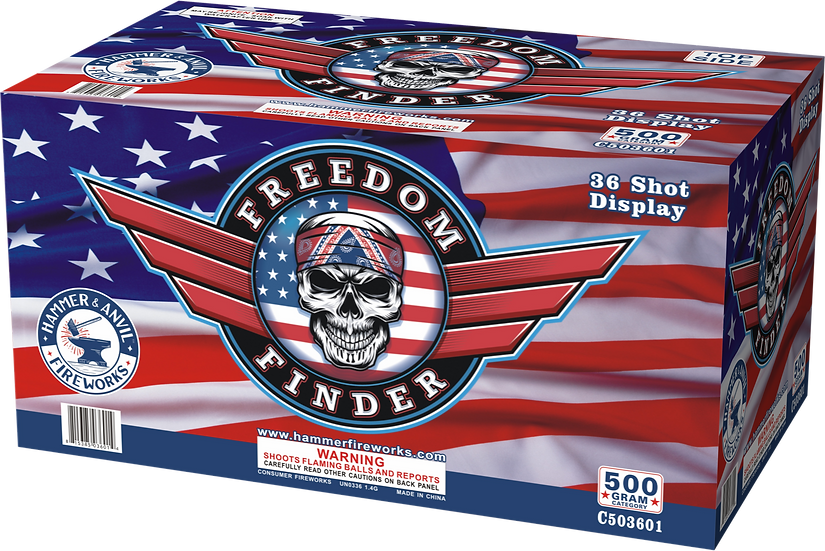 FREEDOM FINDER 36 SHOT