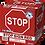 Thumbnail: STOP SIGN RED 16 SHOT