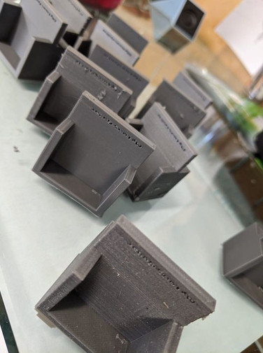 MY FURRS GUITAR 3D printer kits (x10 minimum) $75 each kit  3d print pa 3D printing design curriculum for students. Students design on Tinkercad then have additional parts mailed to them. This version requires a minimum of eight classes, in six weeks to complete.