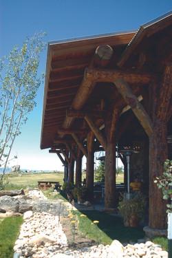 Chuck Wagon - Saratoga, Wyoming