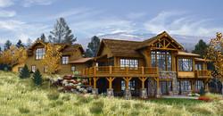 Cimarron Spruce - Cordillera, CO