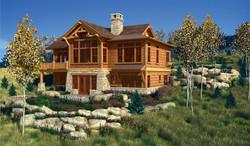 Snowberry Cottage - Cordillera, CO