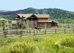 4 lazy J Ranch - Shadow Mountain, CO