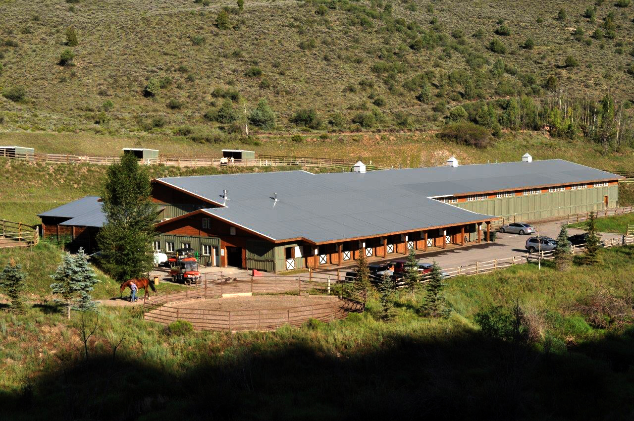 Equestrian Center - Edwards, CO