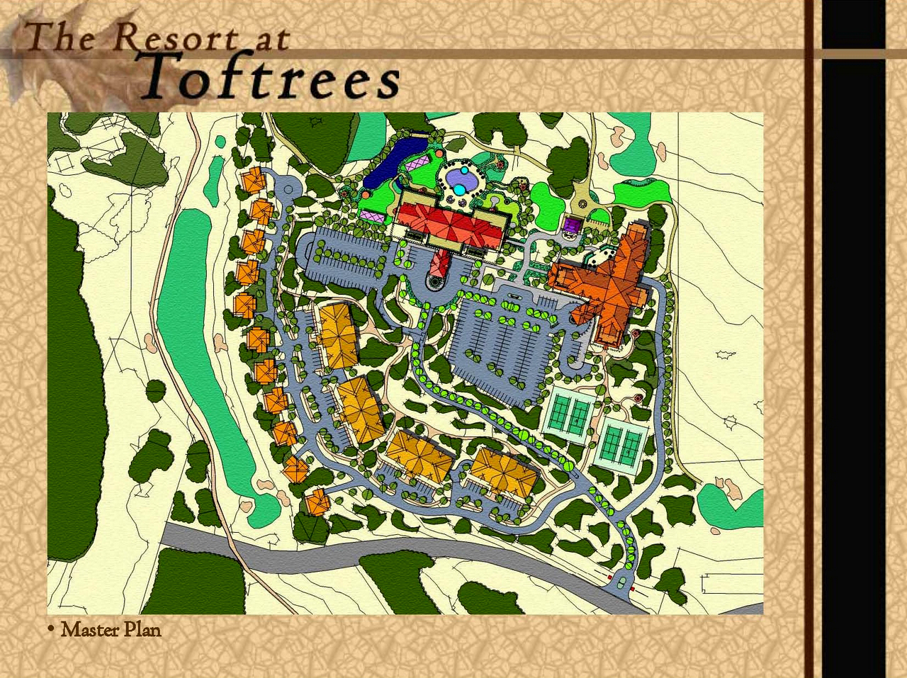 Toftrees Master Plan - State College
