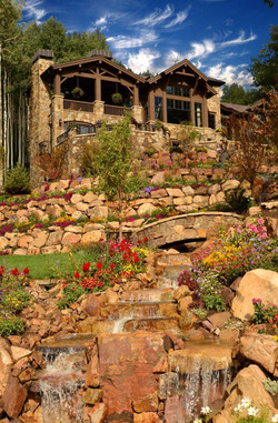 White Residence - Cordillera , CO