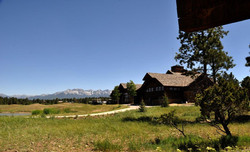 DDivide Golf Clubhouse - Ridgway, CO