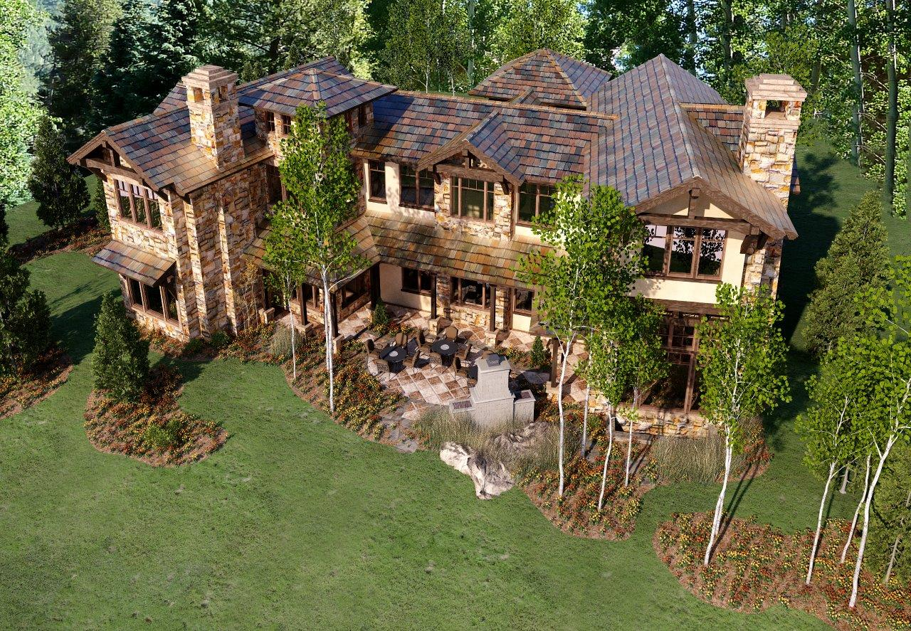 Ptarmigan Road Residence - Vail CO