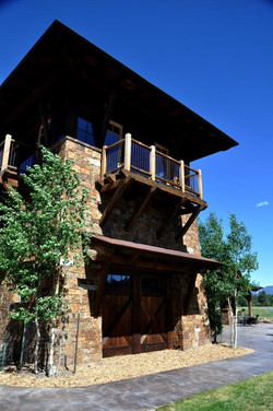 Divide Golf Clubhouse - Ridgway, CO