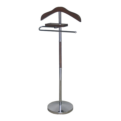 Personal Valet Stand Clothes Butler Standing Organizer