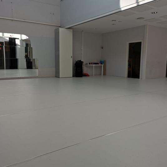 Danssal 1 och 2
