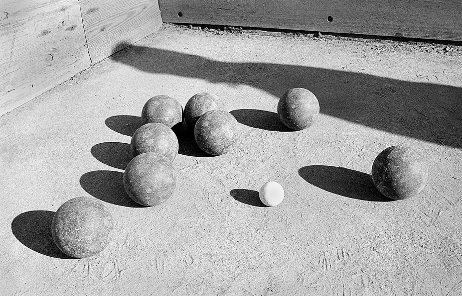 Bocci balls; Game; Sport