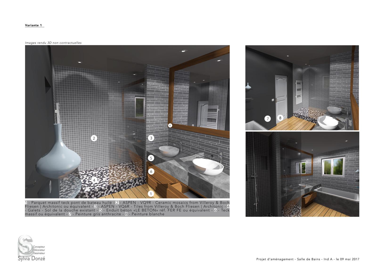 Salle De Bain 2017 salle de bains