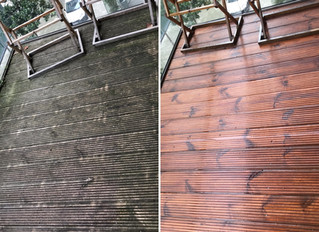 How To Book Balcony Cleaners in London