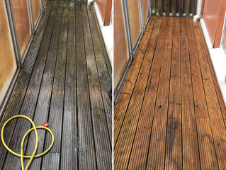 DeckCleaning &Restoration In LondonBy The Best DeckingCleaningPros