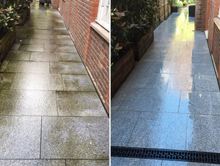 Power Washing in London