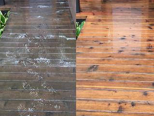 Decking Cleaning, Treatment, Staining & Maintenance Professionals