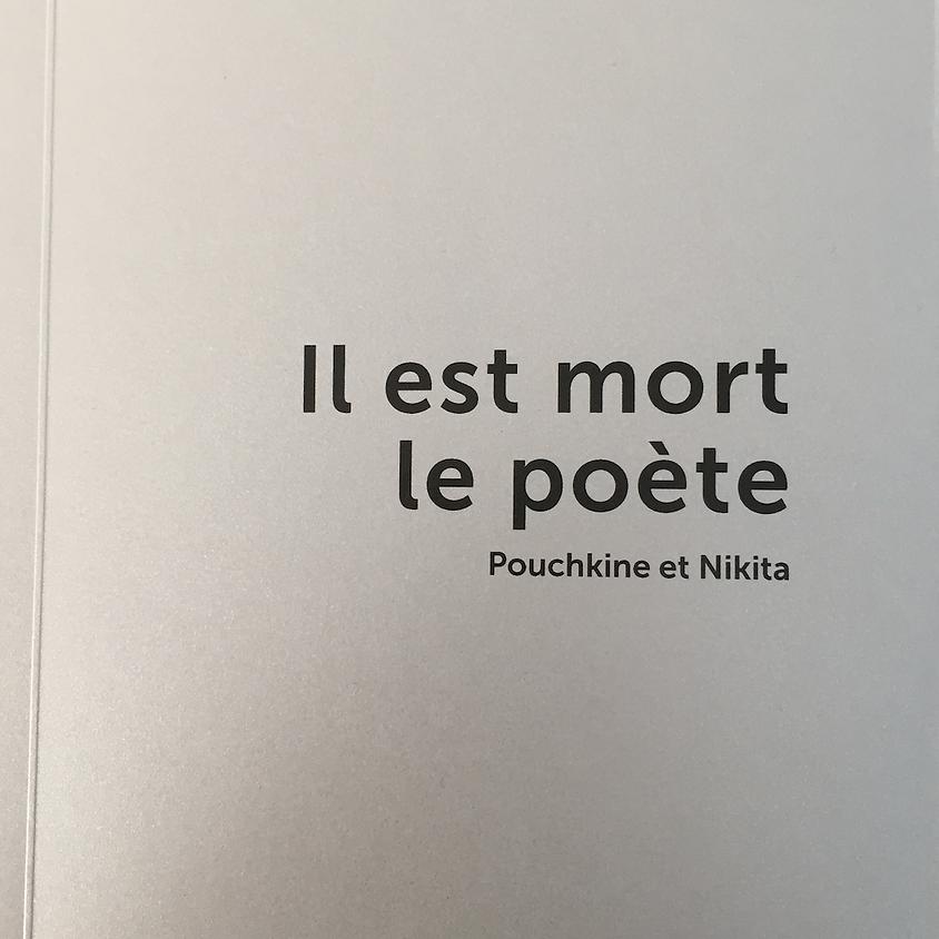 Il est mort le poète. Pouchkine et Nikita - Gérard Cardonne (1)