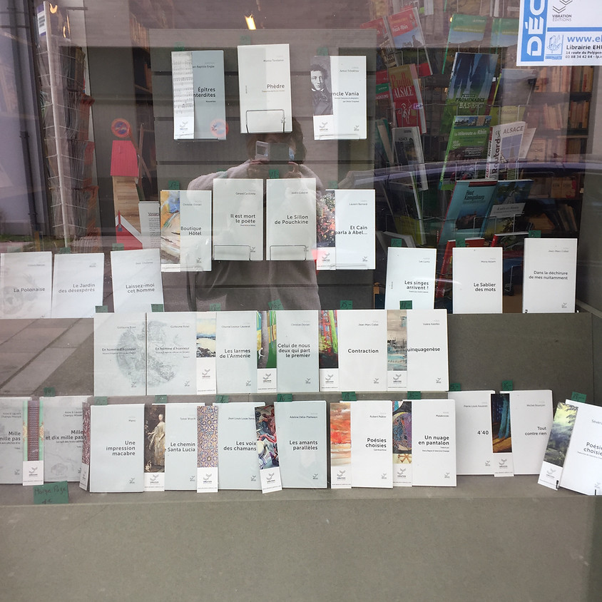 65 ans de la librairie Ehrengarth