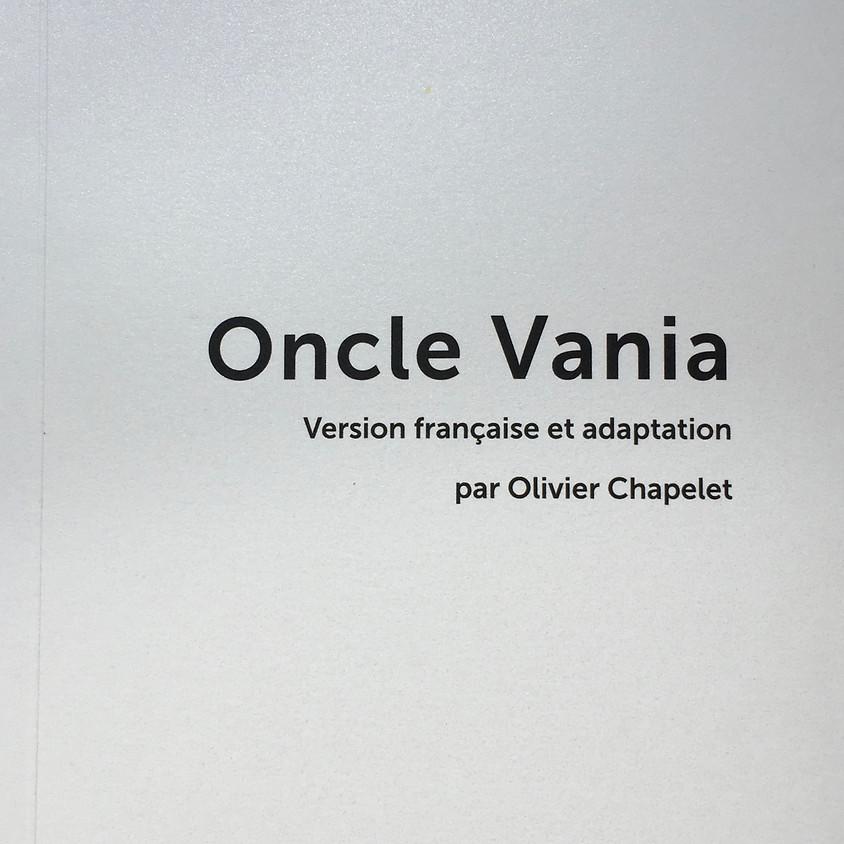 Oncle Vania - adaptation Olivier Chapelet