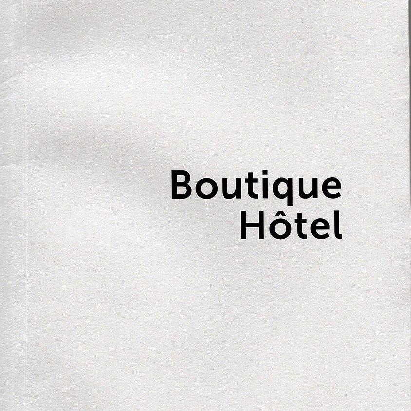 Parution Boutique Hôtel - Christian Dorsan