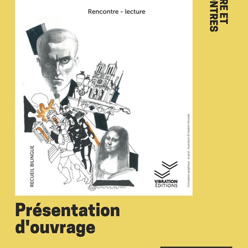 Conférence - édition bilingue et traduction : deux voies.