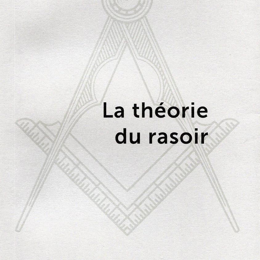 La théorie rasoir - Mano à la librairie Kléber