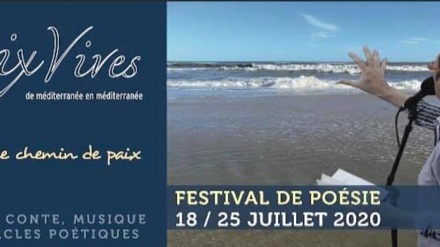 Festival Voix vives méditerranéennes 2021