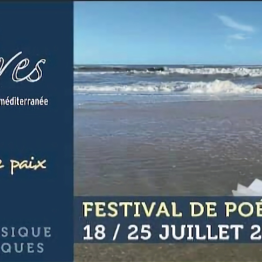 Festival Voix vives méditerranéennes
