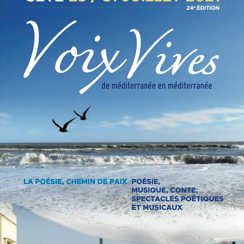 Voix vives méditerranéennes 2021